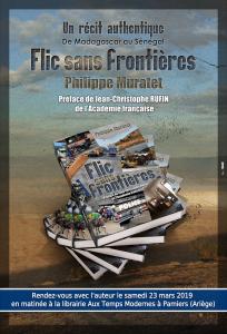 Rencontre avec Philippe Muratet @ Librairie Aux Temps Modernes