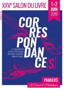 Salon du livre de Pamiers 2019 @ Médiathèque et Carmel